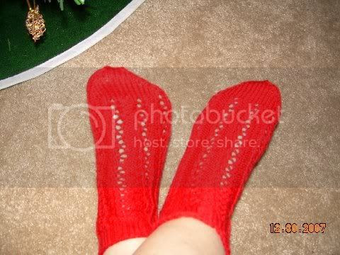 mommy's socks