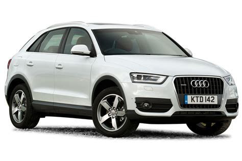 Audi Q3 SUV review Carbuyer