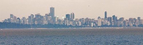Vancouver from water 2