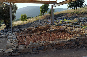 Mesembria archaeological place - Thrace, Greec...