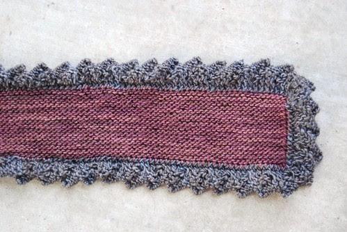 redwood smoke scarf