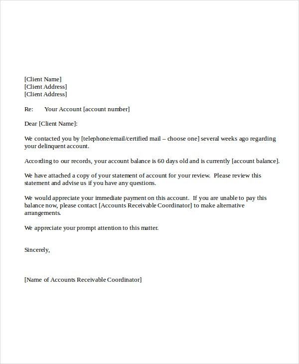Letter Template 12 Free Word