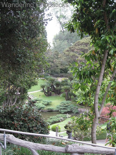The Huntington Library, Art Collections, and Botanical Gardens (Japanese Garden) (Spring) - San Marino 2