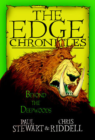 The Edge Chronicles Beyond The Deepwoods