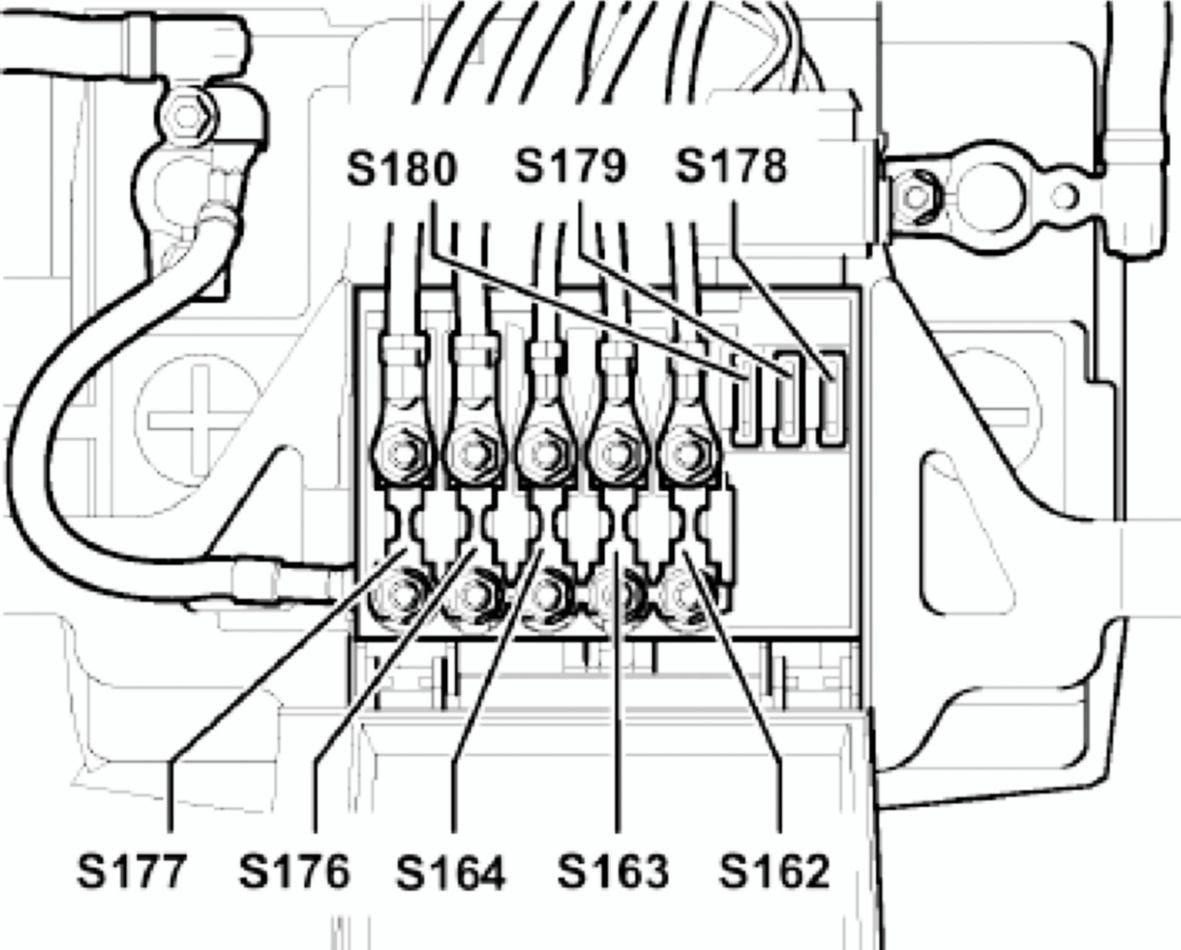 2006 Volkswagen Passat Fuse Box Diagram