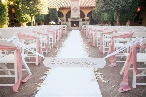 145 best Outdoor Wedding Ceremonies images on Pinterest