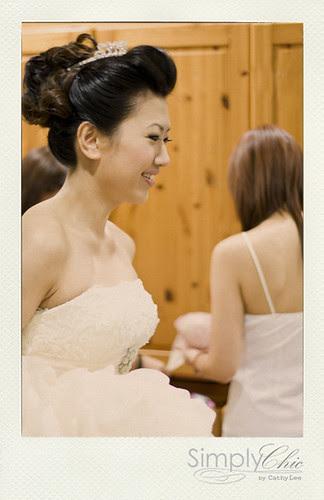Hazel ~ Wedding Day