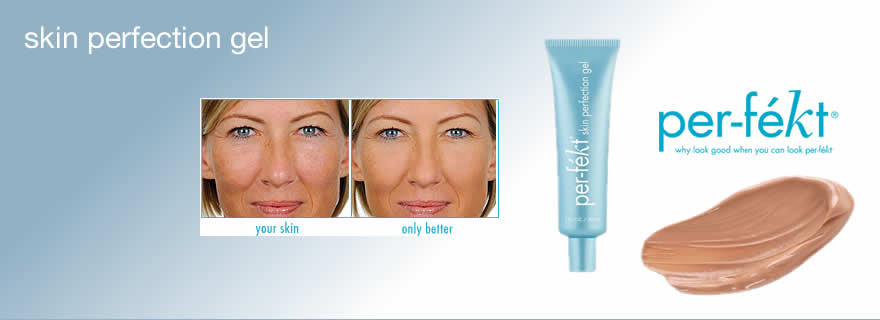 Perfekt Skin Perfection Gel Review | Mirabilia.net