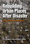Cover: Rebuilding Urban Places After Disaster