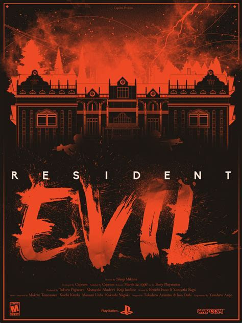 Resident Evil   Marinko Milosevski Illustration and Design