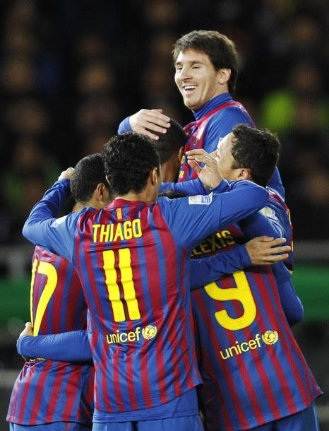 Lionel Andres Messi Images Lionel Messi Fc Barcelona 4 V Al Sadd