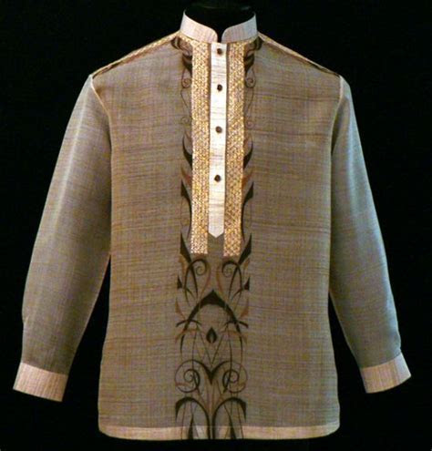 47 best Men's Barongs images on Pinterest   Barong tagalog