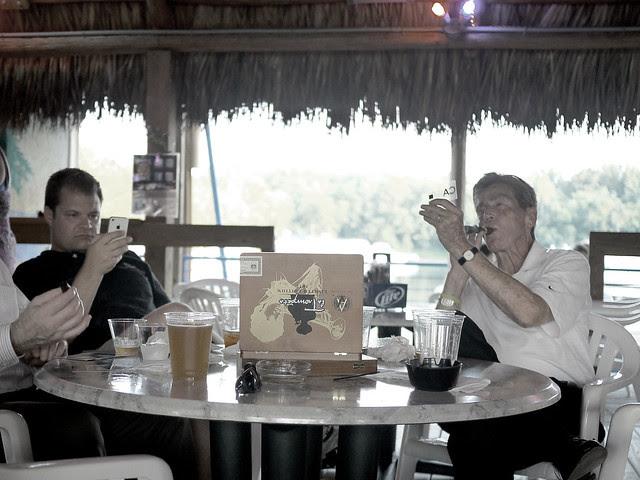 Cincinnati Profile Bourbon & Cigar Event