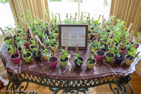 """""""Mint to Be"""" wedding favors, herb mint plant favor   Our"""
