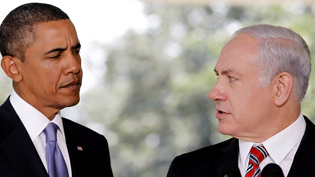 PM Benjamin Netanyahu and President Obama (Photo: Reuters) (Photo: Reuters)