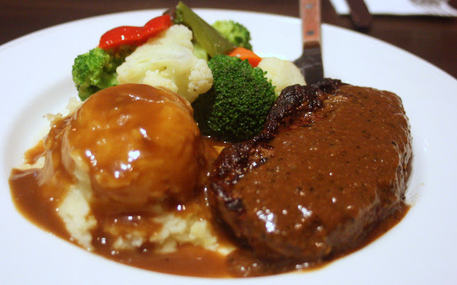 NZ pepper Steak