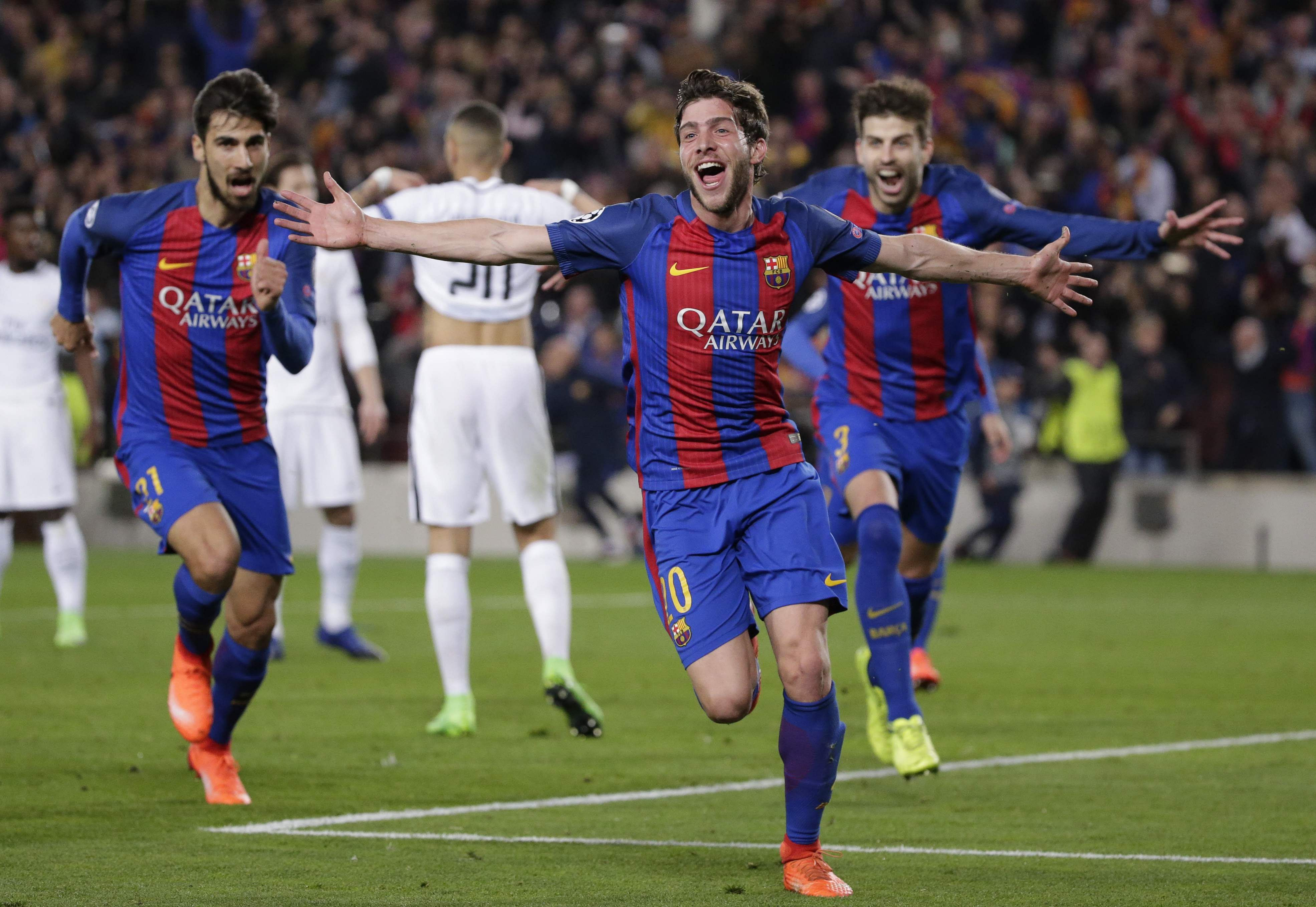 Barcelona takes PSG by surprise post the Six goal feat ...