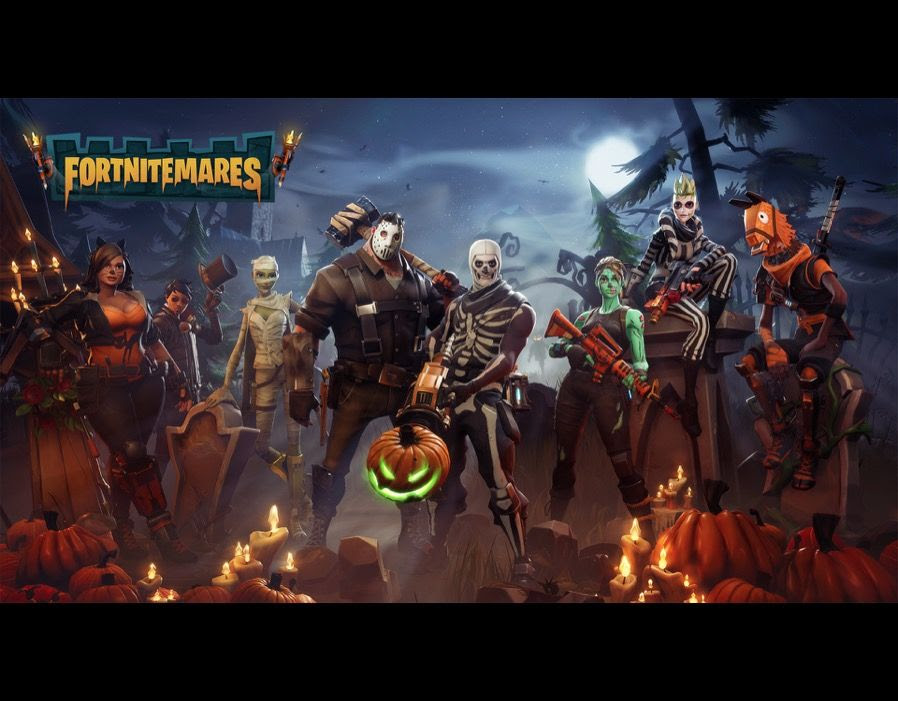 Image 3  Fortnite patch 1.8  Update brings new Halloween event to Battle Royale