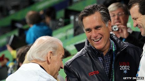 Biden -  Romney