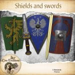 Shields and swords