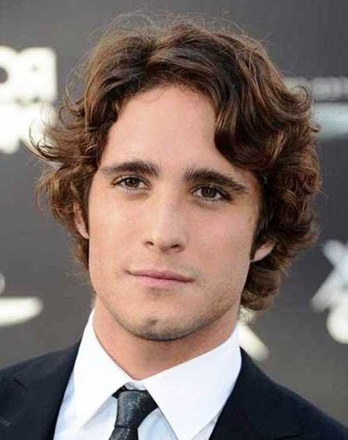 20 Cool Men  Medium  Hairstyles  The Best Mens  Hairstyles