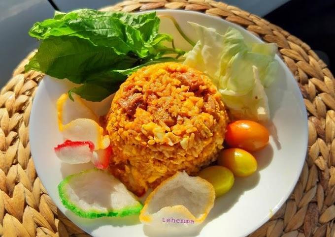Cara Praktis Mempersiapkan Nasi Goreng Rendang Bikin Nagih