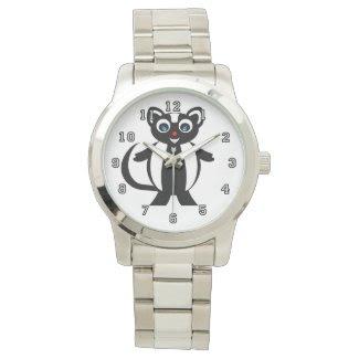Mr Skunk Wristwatch