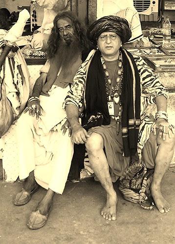 Two Malangs at Char Yar ..Dam Madar Beda Par by firoze shakir photographerno1