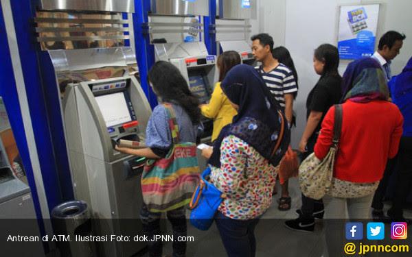 66 Persen Layanan ATM Perbankan Sudah Berfungsi Normal - JPNN.COM