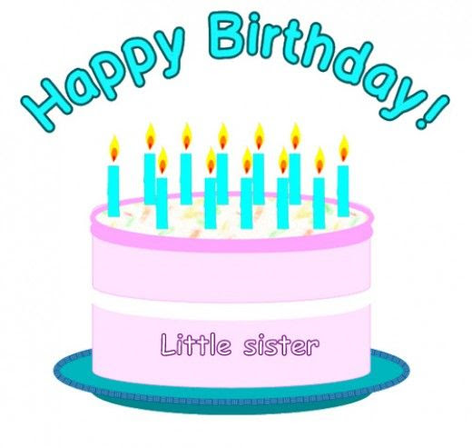Free Birthday Sisters Cliparts Download Free Clip Art Free Clip