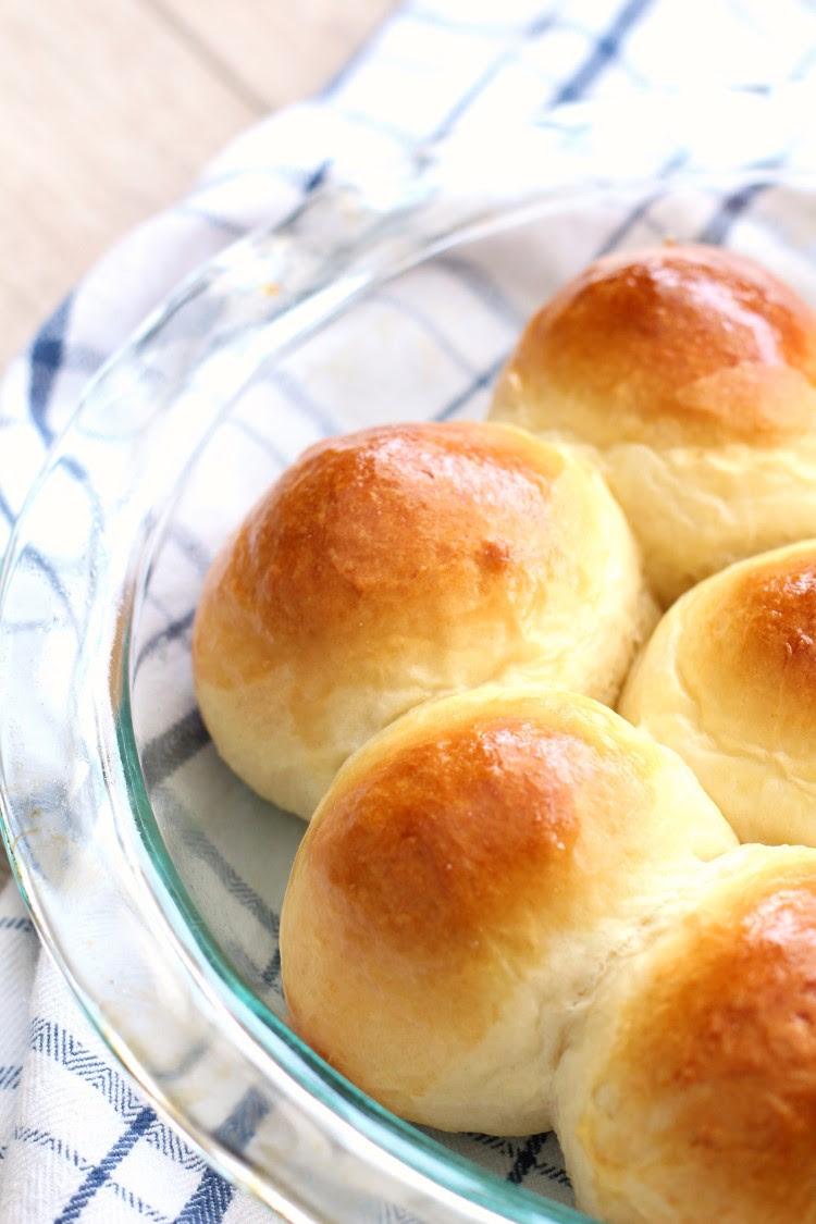Basic Sweet Yeast Dough Recipe - Chocolate With Grace
