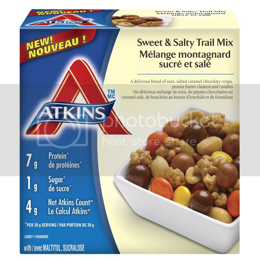 Atkins_Sweet and Salty Trail Mix Pack
