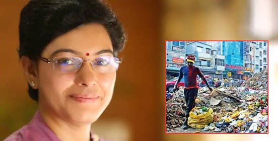 Ritu Sain IAS officer made her city as the Cleanest Smallest City of 2018