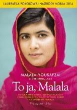 Okładka książki To ja, Malala
