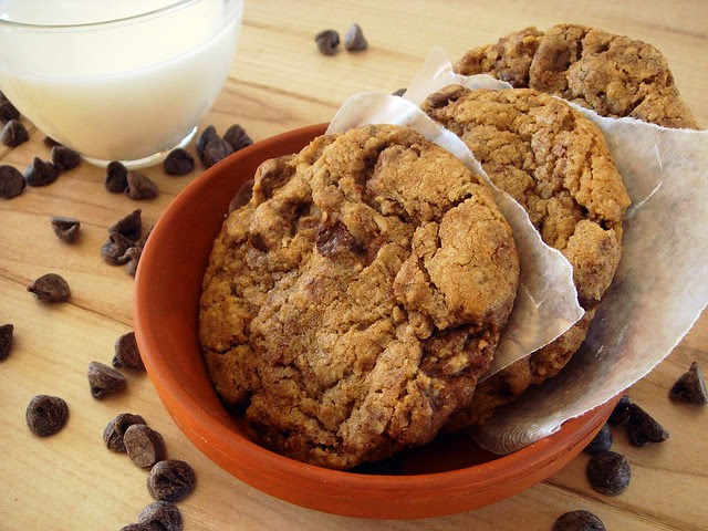 Lazarus Chocolate Chip Cookies