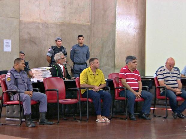 Julgamento ocorreu nesta sexta e sábado, em Manaus (Foto: Reprodução/Rede Amazônica)