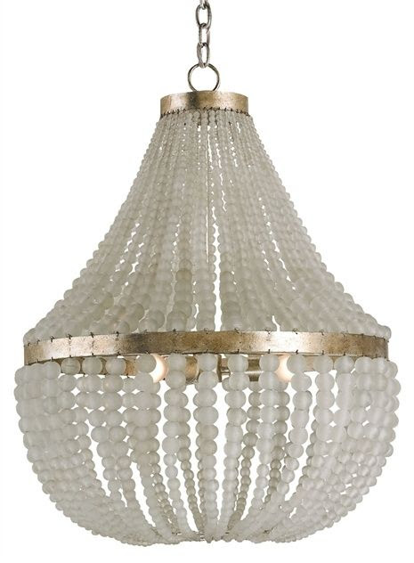 Chanteuse Chandelier Lighting | Currey and Company