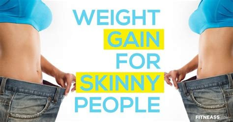 steps strategy  gain weight  skinny people fitneass