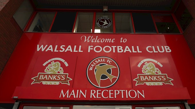 Supporters' Alliance in Bid to Raise Much-Needed Funds for Walsall FC