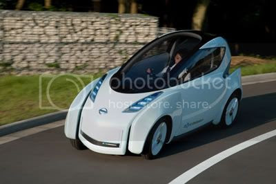 Nissan Land Glider concept 2