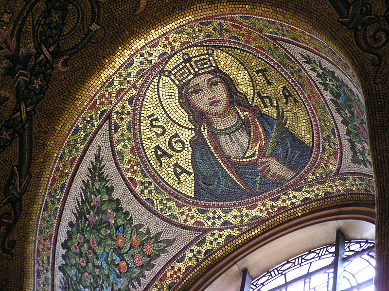 Image:Westminster.cathedral.mosaic.london.arp.jpg