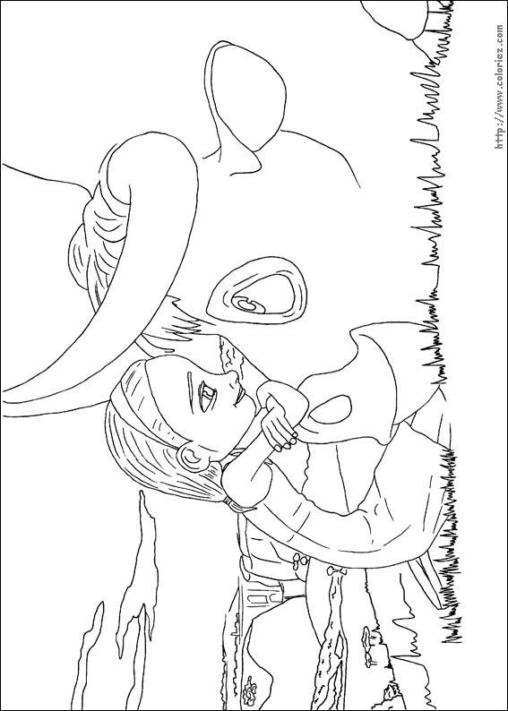 Coloriage Lamour Entre Ferdinand Et Nina
