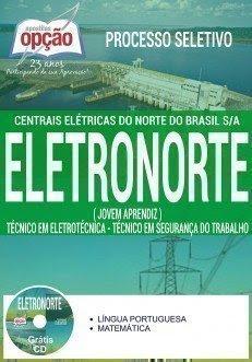 Apostila Eletronorte-Eletrobras Programa Jovem Aprendiz.