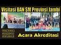 Visitasi BAN-SM ke SD IT Nurul Jannah