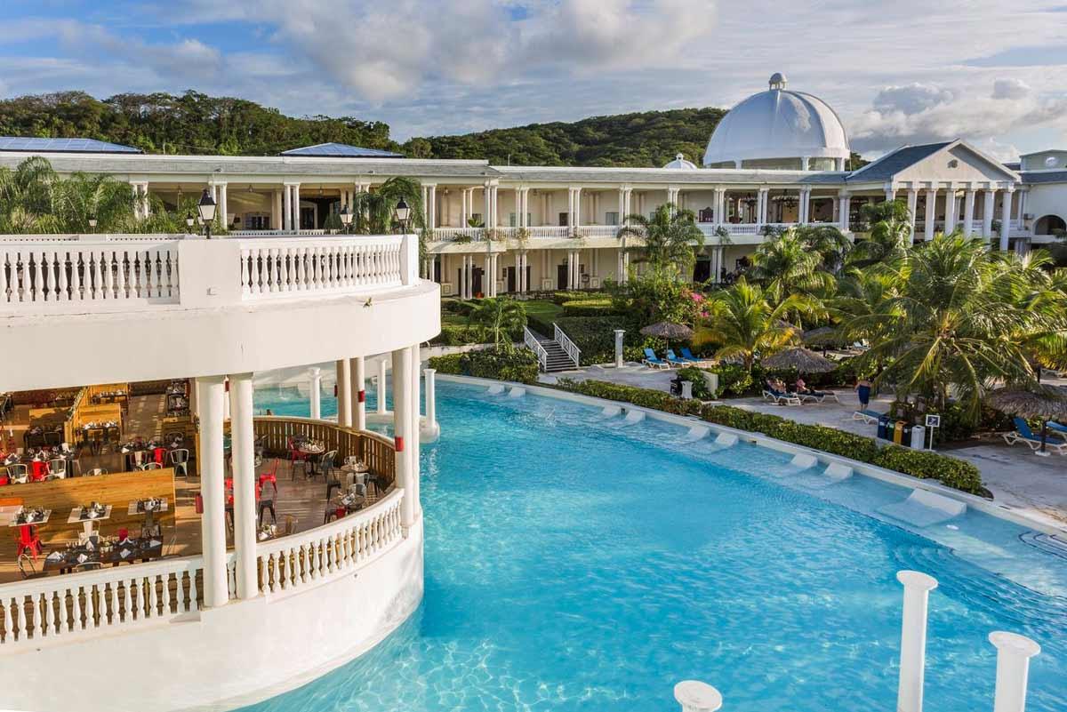 Grand Palladium Lady Hamilton Jamaica  Lucea Montego Bay