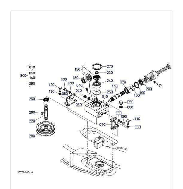 34 Kubota Rck60 24b Parts Diagram
