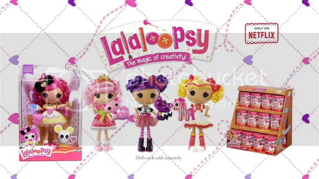 Lalaloopsy Large Dolls