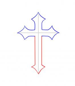 Cool Crosses Drawings Free Download Best Cool Crosses Drawings On