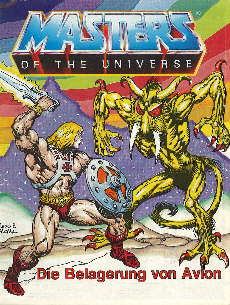 Masters Of The Universe - 35