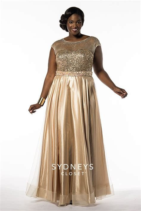 20 best Plus Size Prom Dresses images on Pinterest   Party